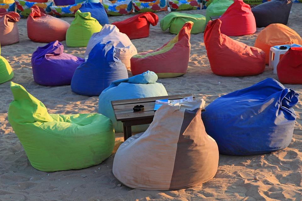 Pytle na písku