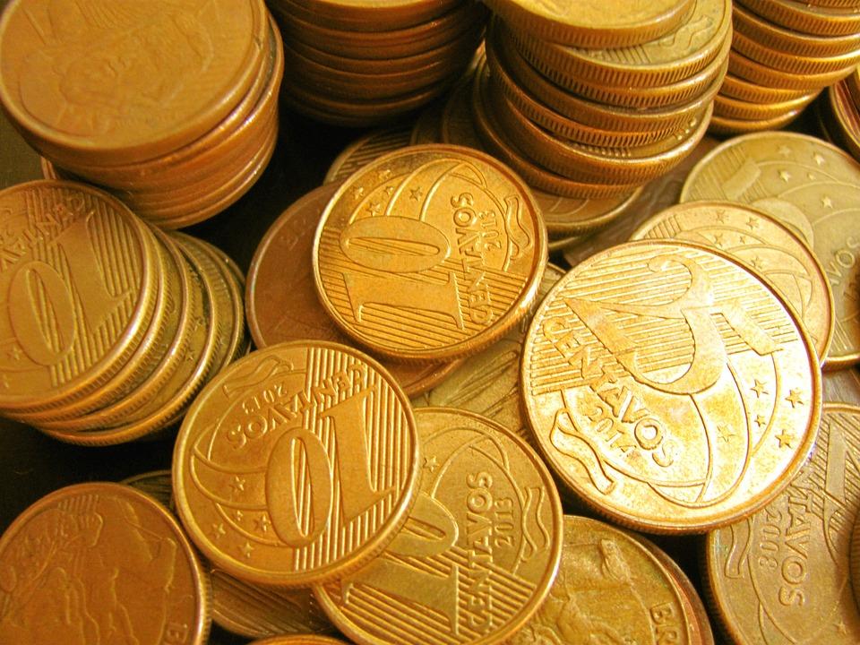 drobné mince