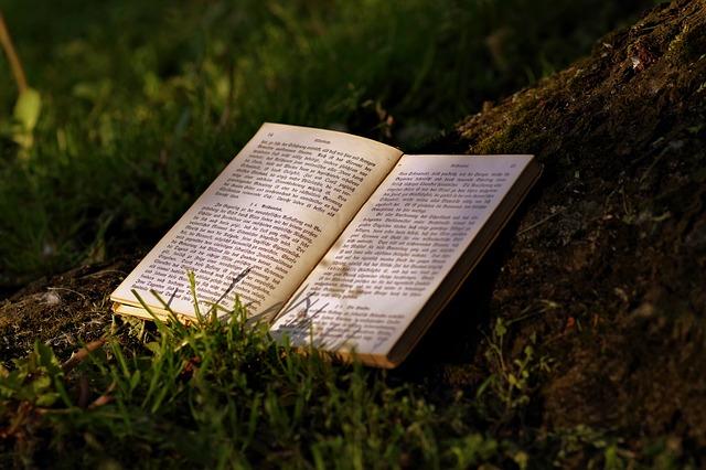 kniha na zemi
