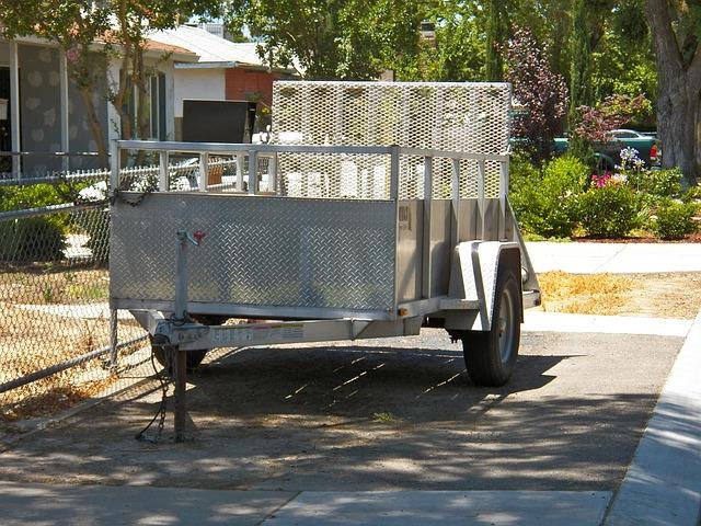 hliníkový vozík