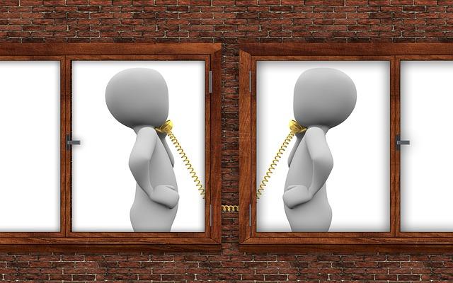 komunikace po telefonu