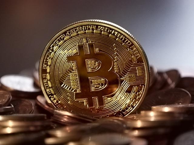 krása bitcoinu