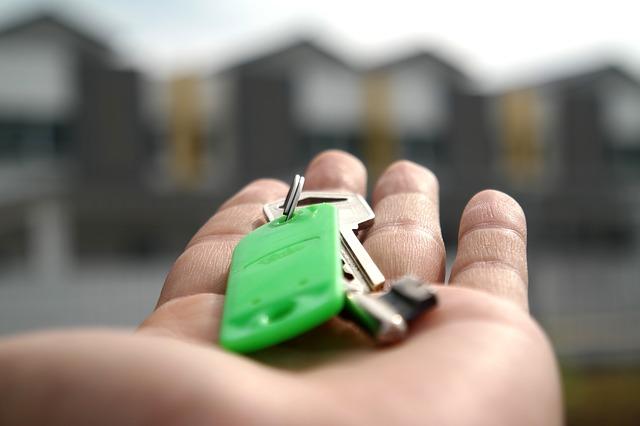 klíčky na ruce