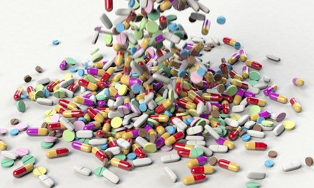 hromada léků